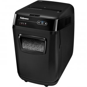 Fellowes AutoMax Micro-Cut Shredder 4656201 FEL4656201 200M