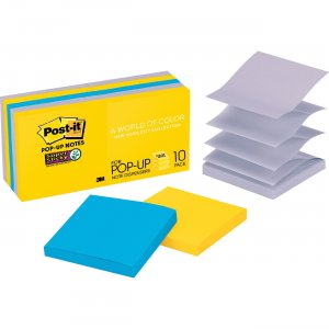Post-it NY Collection Super Sticky Pop-up Notes R33010SSNY MMMR33010SSNY