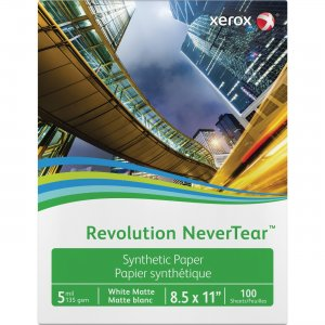 Xerox Revolution NeverTear Paper 3R20172 XER3R20172