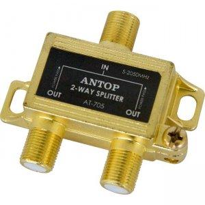 ANTOP RF Splitter 2-Way 2GHz AT-705
