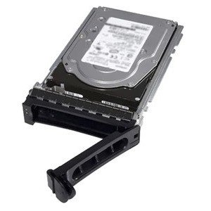 Dell Technologies 15,000 RPM SAS Hard Drive 12Gbps 512n 2.5in Hot-plug Drive - 300 GB 400-ATII
