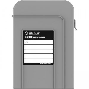 ORICO 3.5 inch Protective Box / Storage Case for Hard Drive (HDD) or SDD PHI35-V1-GY PHI35-V1