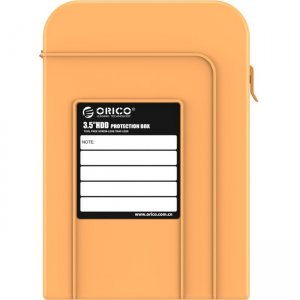 ORICO 3.5 inch Protective Box / Storage Case for Hard Drive (HDD) or SDD PHI35-V1-OR PHI35-V1
