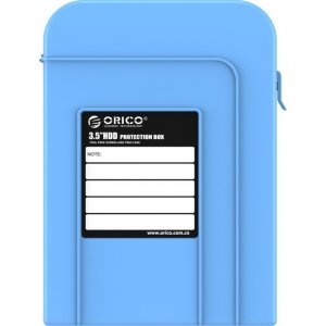 ORICO 3.5 inch Protective Box / Storage Case for Hard Drive (HDD) or SDD PHI35-V1-BL PHI35-V1