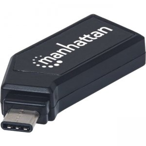 Manhattan USB-C Mini Multi-Card Reader/Writer 102001