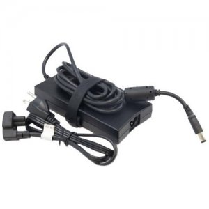 Dell - Certified Pre-Owned 130-Watt 3-Prong AC Adapter with 6 ft Power Cord 492-BBGP