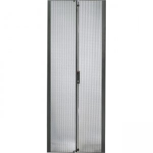 APC by Schneider Electric Perforated Split Door Panel AR7155