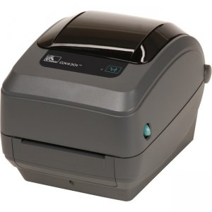 Zebra Desktop Printer Government Compliant GX43-102510-00GA GX430t