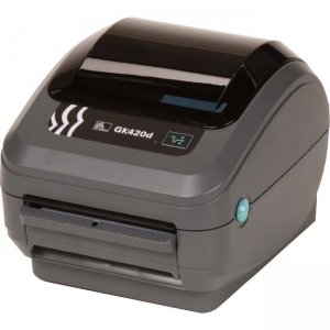Zebra Desktop Printer Government Compliant GK42-202210-00GA GK420d
