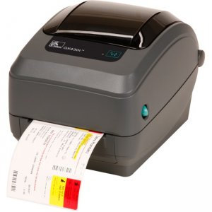 Zebra Desktop Printer Government Compliant GX43-102410-00GA GX430t