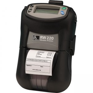 Zebra Receipt Printer Government Compliant R2D-0U0A000N-GA RW 220