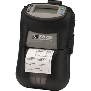 Zebra Receipt Printer R2D-0U0A010N-GA RW 220
