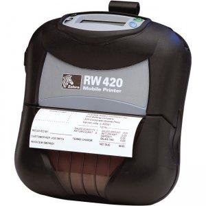 Zebra Receipt Printer Government Compliant R4D-0UGA010N-GA RW 420