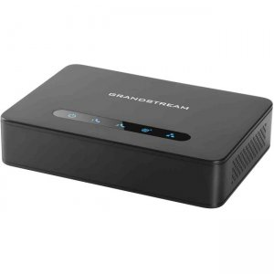 Grandstream Powerful 2-Port ATA with Gigabit NAT Router HT812