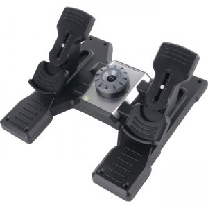 Saitek Pro Flight Rudder Pedals for PC 945-000024