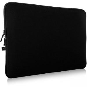 """V7 14"""" Water-resistant Neoprene Laptop Sleeve CSE14-BLK-3N"""