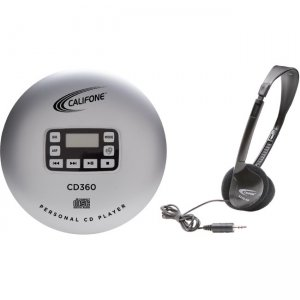 Califone Personal CD Player CD360