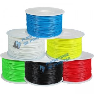 Flashforge 3D Printer ABS Filament 3D-FFG-DABSBU