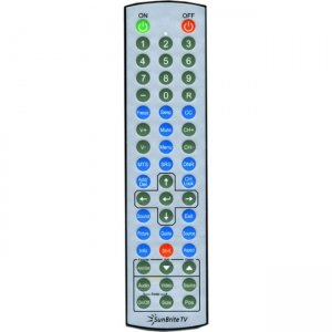 SunBriteTV Standard Remote Control SB-WR-01 WR-01