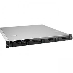 ASUSTOR SAN/NAS Storage System AS6204RS