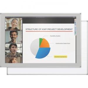 MooreCo Interactive Projector Board with Brio Trim 2G5KJ-25