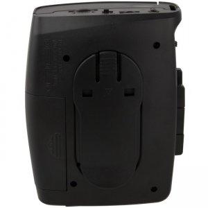 GPX Cassette Player with AM/FM Radio CAS337B
