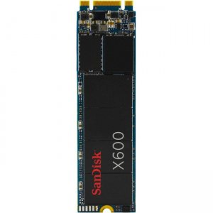 SanDisk 3D NAND SATA SSD (Solid State Drive) SD9SN8W-256G-1122 X600