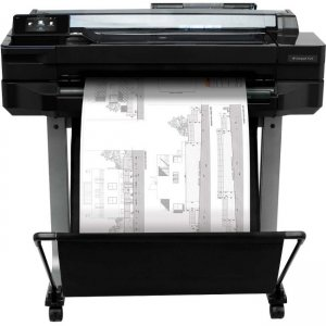 HP DesignJet 24-in Printer CQ890C#B1K T520