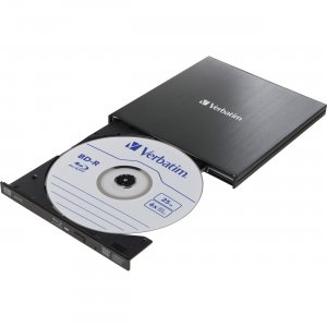 Verbatim External Slimline Blu-ray Writer 70102 VER70102