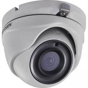 Hikvision 2 MP Ultra Low-Light EXIR Turret Camera DS-2CE56D8T-ITMB 6MM DS-2CE56D8T-ITM