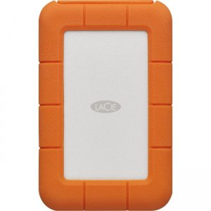 LaCie Rugged Secure All-Terrain Encrypted Storage STFR2000403