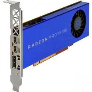 HP AMD Radeon Pro WX 3100 4GB Graphics Card 2TF08AA