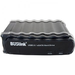 Buslink USB Powered USB 3.0/eSATA Portable SSD Drive DBP-4TSD-U3S