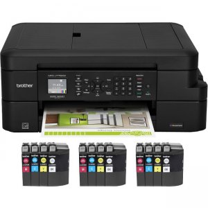 Brother Inkjet Multifunction Printer MFC-J775DWXL