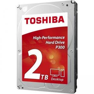 Toshiba 3.5-inch Internal HDD - High-Performance Hard Drive HDWD120UZSVA P300