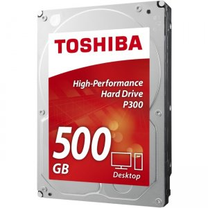 Toshiba 3.5-inch Internal HDD - High-Performance Hard Drive HDWD105UZSVA P300