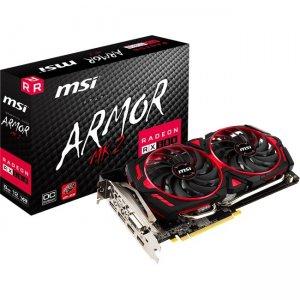 MSI ARMOR Radeon RX 580 Graphic Card R580AR28C RX 580 ARMOR MK2 8G OC