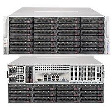 Supermicro SuperStorage Server SSG-6049P-E1CR36H 6049P-E1CR36H