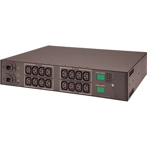 Server Technology Sentry Automatic Transfer Switch C-16HF1-L30