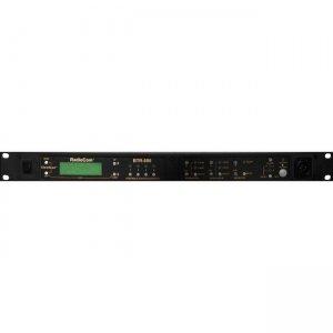 RTS Two-Channel UHF Synthesized Wireless Intercom Base Station BTR-800-A2 BTR-800