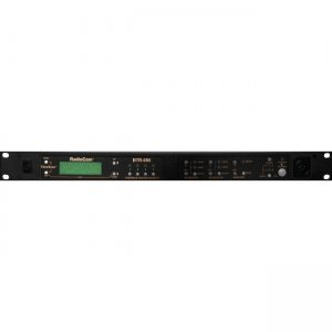 RTS Two-Channel UHF Synthesized Wireless Intercom Base Station BTR-800-B4R BTR-800