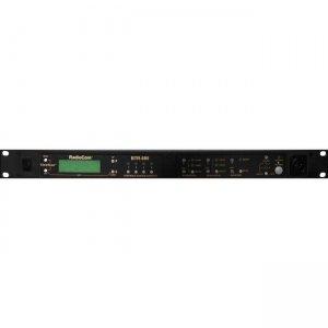 RTS Two-Channel UHF Synthesized Wireless Intercom Base Station BTR-800-C4R BTR-800