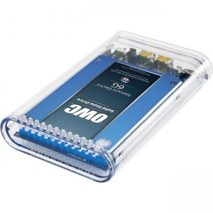 OWC Mercury On-The-Go Pro 60GB SSD USB 3.0 & 2.0 Storage Solution OWCMSU37T1.0T16