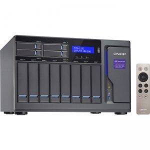 QNAP Turbo NAS SAN/NAS Storage System TVS-1282-I7-64G-US TVS-1282-I7-64G