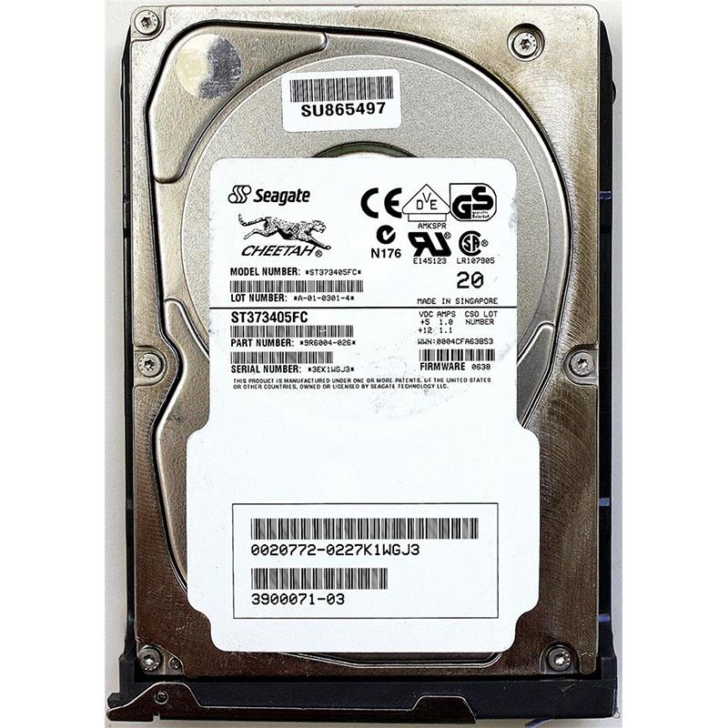 Seagate-IMSourcing Cheetah 73LP 73.4GB Fibre Channel Hard Drive ST373405FC