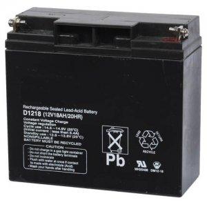Bosch Battery (12 V, 18 Ah) D1218