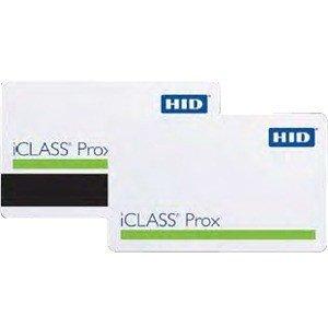 HID iCLASS Prox Card 2124BG1MNN