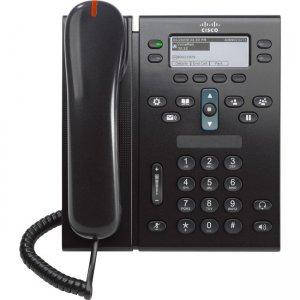 Cisco Unified IP Phone , Charcoal, Standard Handset CP-6941-C-K9 6941