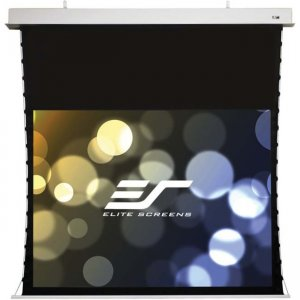 Elite Screens Evanesce Tab Tension Projection Screen ITE100VW2-E8