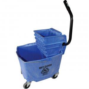 Impact Products 35 QT Side Press Mop Bucket Wringer Combo 6B/2635-3B IMP6B26353B